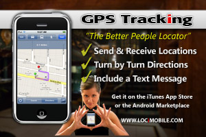 iPhone & Android GPS Apps
