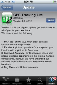 GPS Tracking v2.0 Lite New & Improved Features