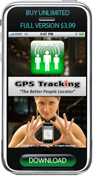 Download GPS Tracking Full Version with Unlimited Contacts and Text Messaging